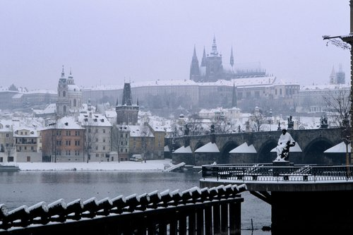 The Prague Castle - panorama