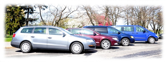 Vehicle Fleet - Prague Airport Transfer